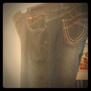Lavender Blue jeans size 22W by New York